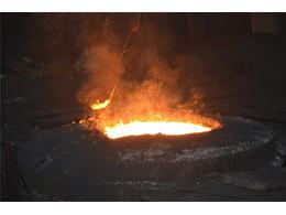 渣浆泵铸造熔化合金