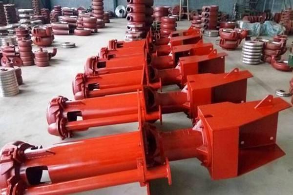 渣浆泵生产流程