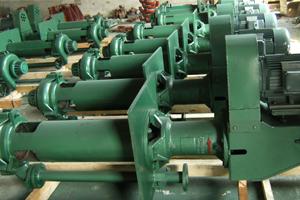 ZJL立式渣浆泵