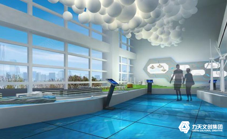 珠海金湾电力展厅