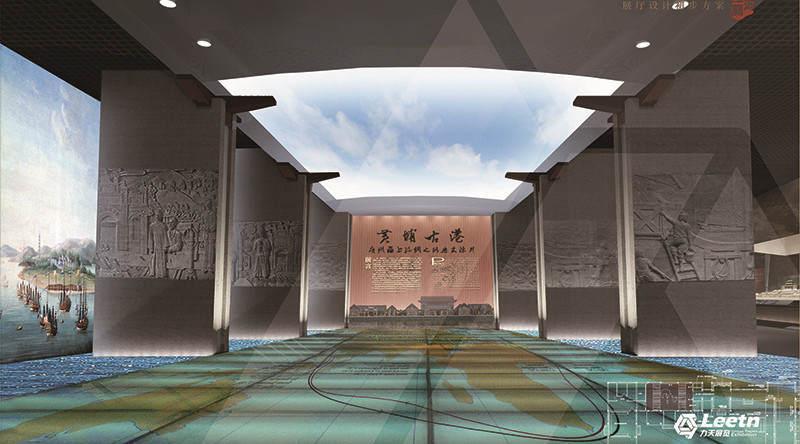 黄埔古港纪念馆