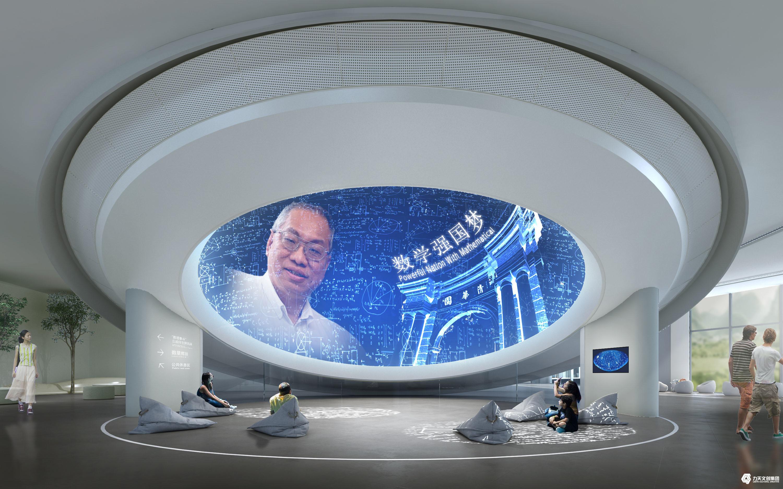蕉岭文化展示中心 城市文化展馆 展厅设计 文化特色 力天展览