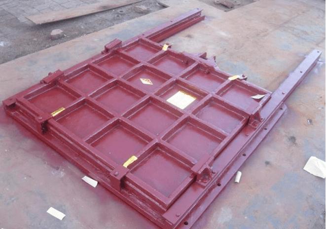镶铜铸铁圆闸门厂家专业生产-三沙