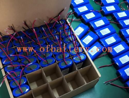 Dongguan lithium battery manufacturers do so PACK batteries