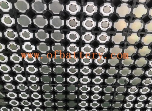 Ternary lithium battery manufacturer technical file