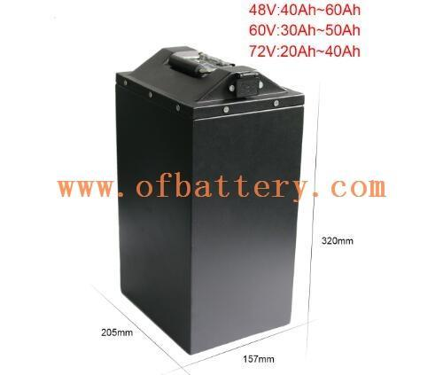 60V electric car lithium battery how many money 1 group