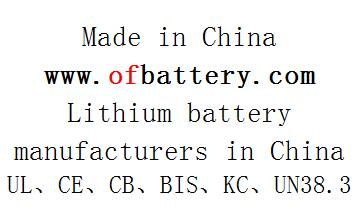 China lithium battery website