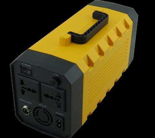 Portable energy storage emergency power supply