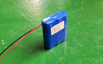 11.1V18650 lithium battery pack
