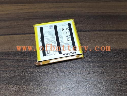 Lithium polymer cell phone battery structure performance