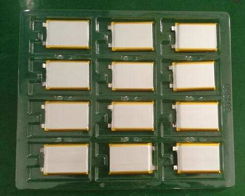 1500mAh polymer 624055 battery