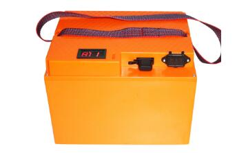 48V electric car battery