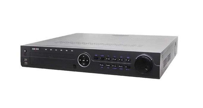4盘位硬盘录像机