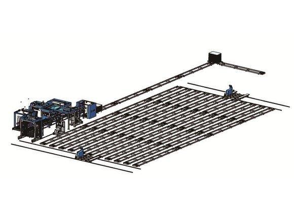 鏈條養護自動線YHBD-Z600