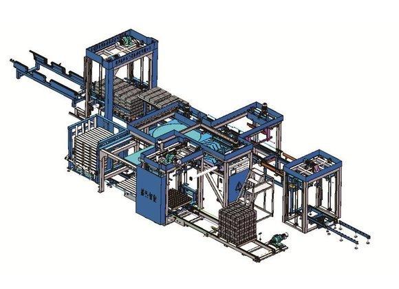 智能码砖机MDJ-Z1000A