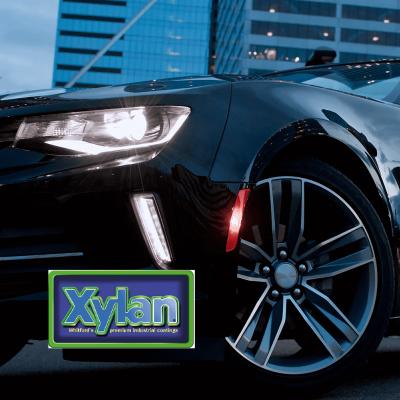 汽车应用市场-柔性弹性体橡胶涂料