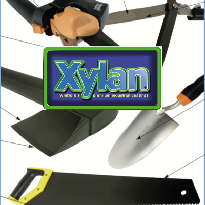 Xylan®涂料可提高性能和延长园林工具的使用寿命