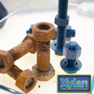 Xylan®1000系列干膜润滑剂卓越高性能涂料