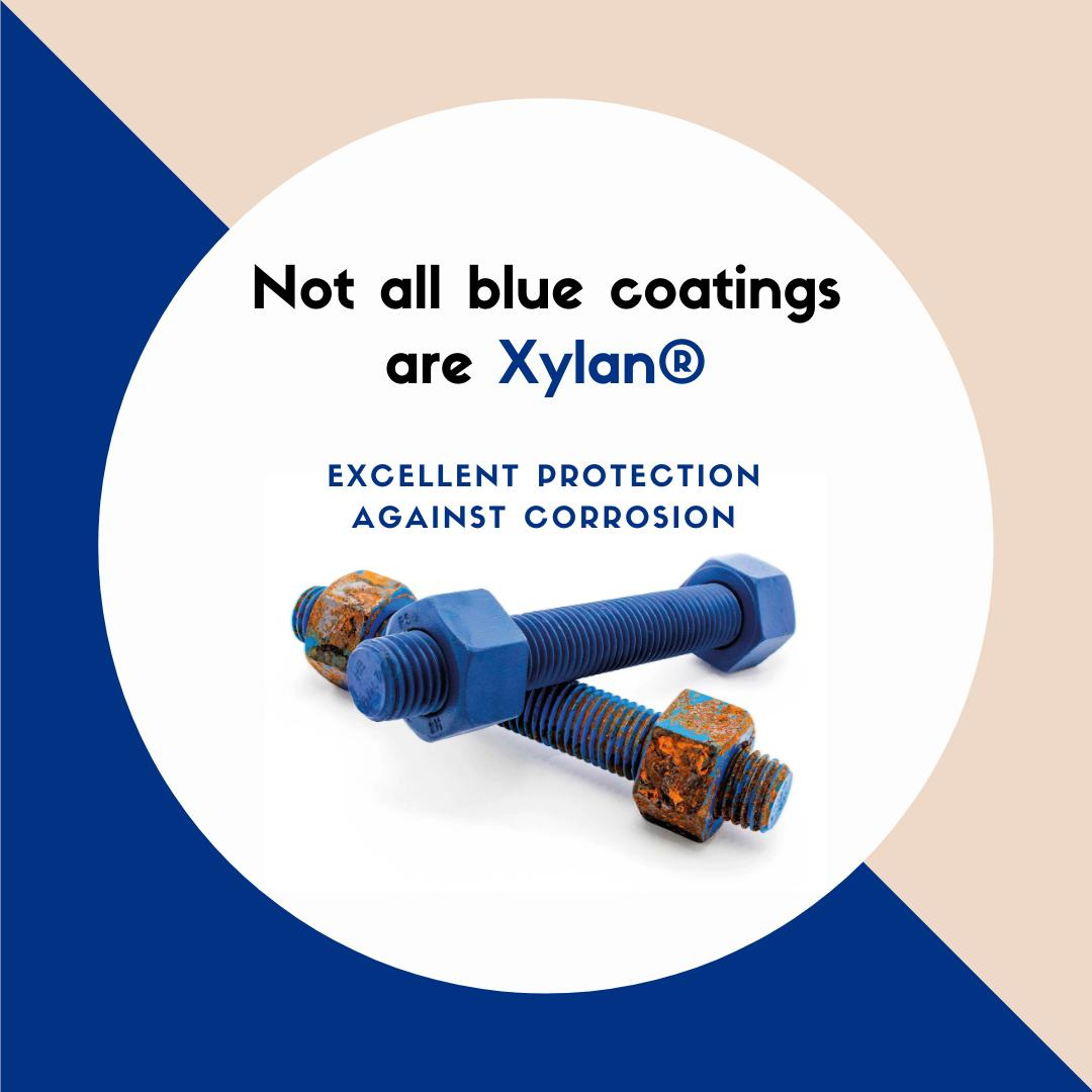 Whitford Xylan涂料常用经典型号简介