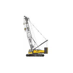 三一180噸履帶吊車-SCC1800履帶起重機