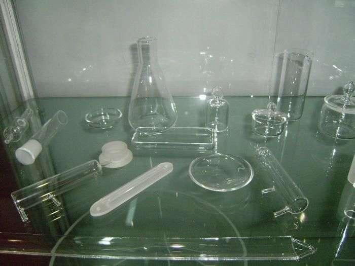 實驗室儀器擺放