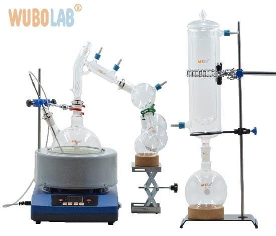 短程分子蒸馏器 含加热套
