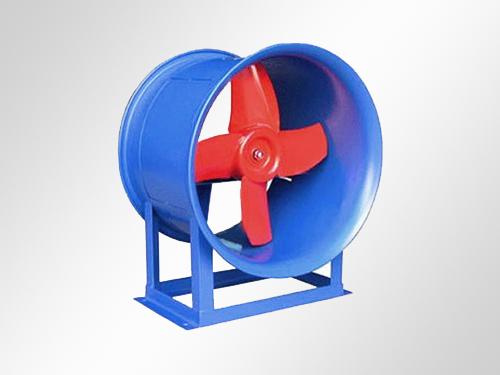 在工業離心風機中要如何進行表面保護