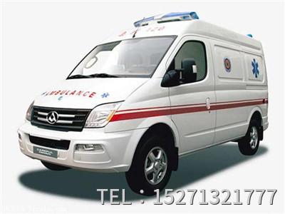 救护车改装15271321777