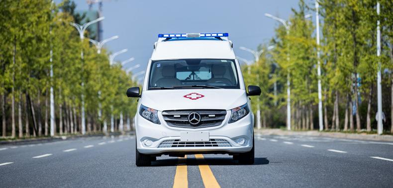 高端救护车销售