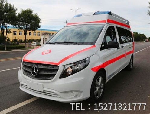 奔驰高端救护车销售15271321777