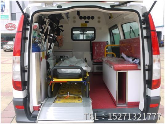 奔馳監護型救護車生產廠家
