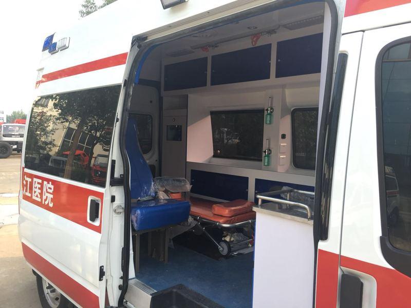 救护车厂家15271321777