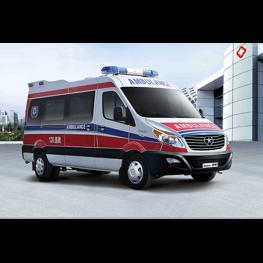 江淮監護型救護車
