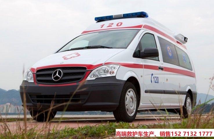 高端救護車銷售15271321777