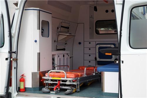 負壓救護車