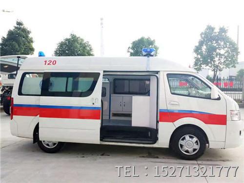 福田G7救护车