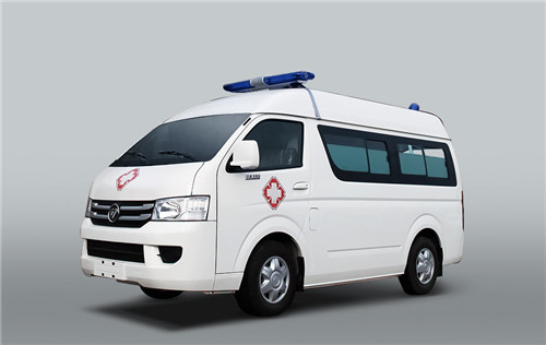 福田G7監護型救護車