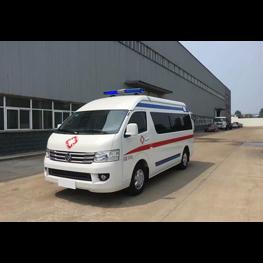 福田G9救護車