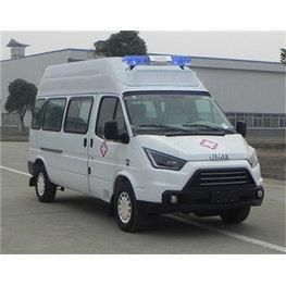 江铃特顺改装救护车产品