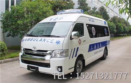 丰田海狮救护车 (6)