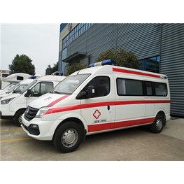 上汽大通短軸轉運型救護車