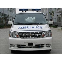 平頂簡易型閣瑞斯救護車