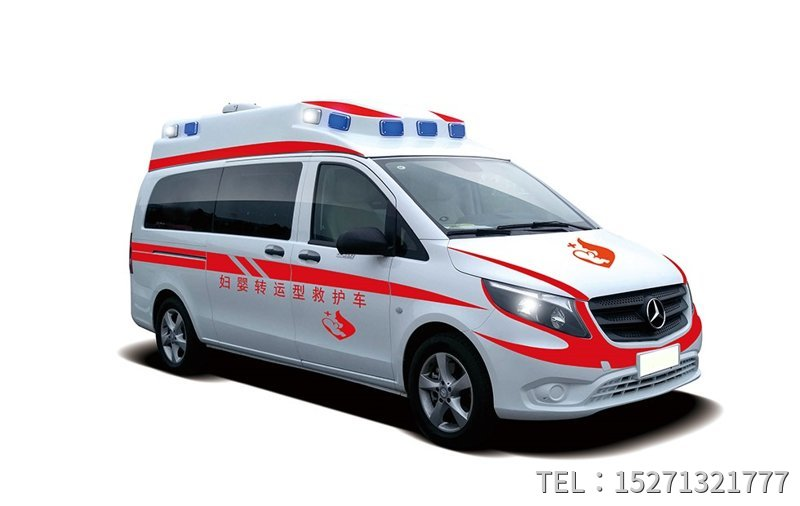 高端救护车