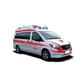 奔驰高端妇婴急救车