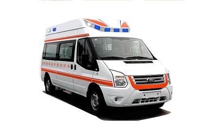 妇婴专业救护车