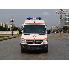奔馳高級監護轉運型醫療車
