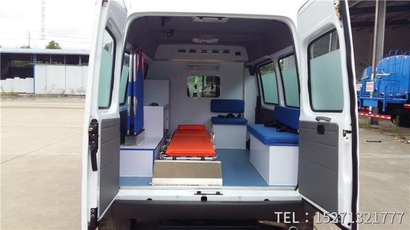 救护车改装厂15271321777