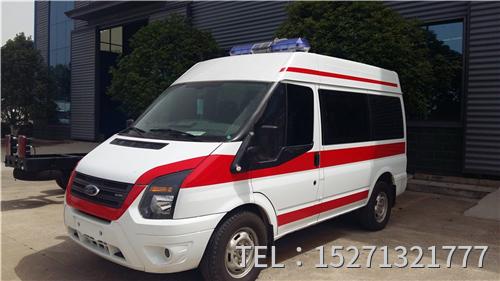 福特V348救護車廠家銷售
