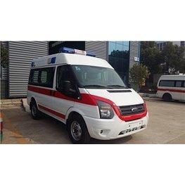 江鈴全順新世代V348短軸救護車