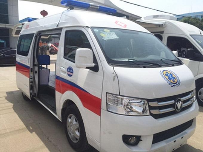 福田G7急救車